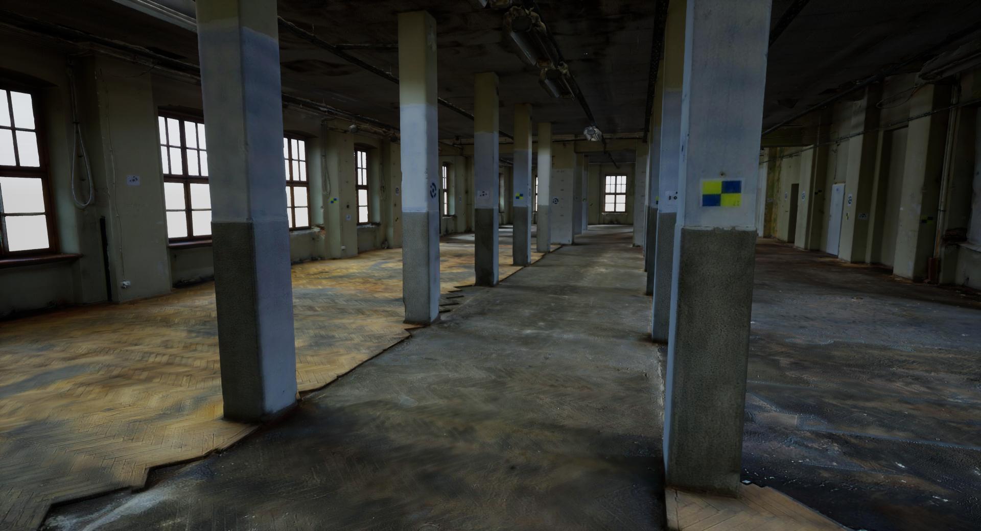 Dolnych Młynów 10 – fotogrametria w VR